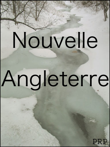 Nouvelle Angleterre